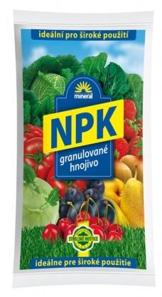 Hnojivo NPK Mineral granulované 5 kg