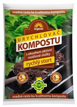 Urychlovač kompostů Orgamin 5 kg