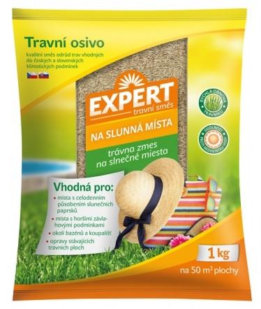 Směs travní Expert na slunná místa 1 kg
