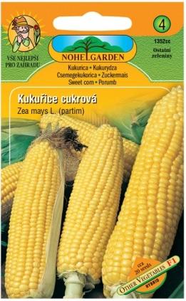 Kukuřice cukrová F1 - hybrid