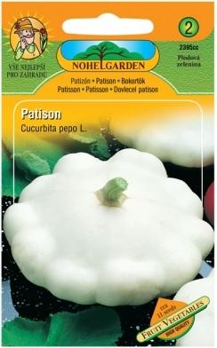 Patison bílý