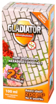 Herbicid GLADIATOR 100ml