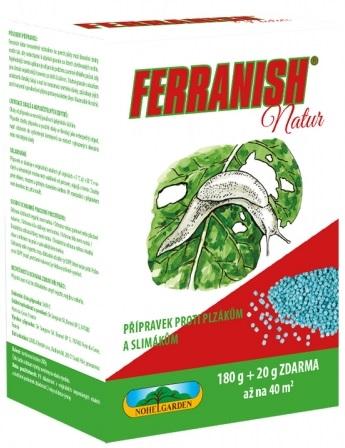 Moluskocid FERRANISH NATUR 180+20g