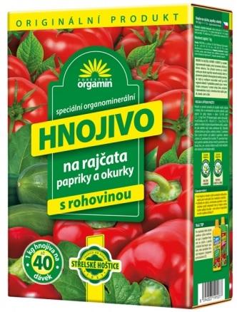 Hnojivo ORGAMIN na rajčata 1kg