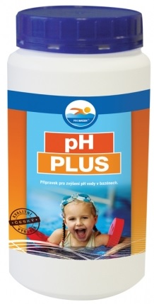 PH plus do bazénu 1,2 kg