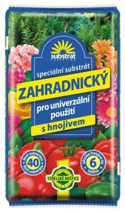 Substrát SUBSTRAT zahradnický univerzální 40 l