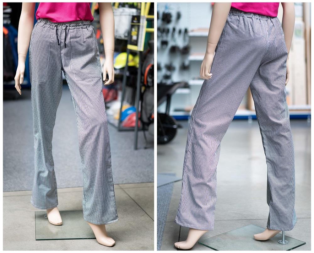 Volnočasové kalhoty pruženka/tkanice - pepito