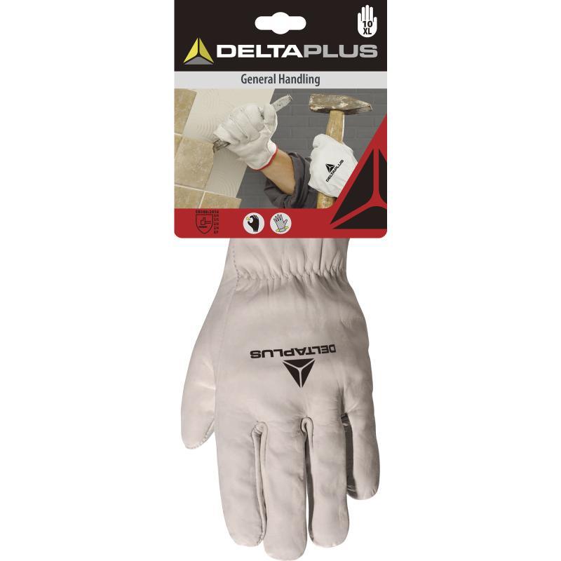 DPFBN49 rukavice kožené - DELTA PLUS