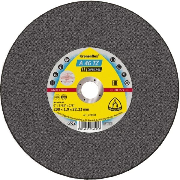Kotouč řezný 150 x 1.6 / 22.2; na nerez a ocel; rovný T41