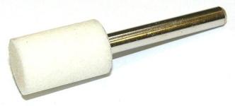 Brusná tělíska válcová - bílý korund s keramickým pojivem