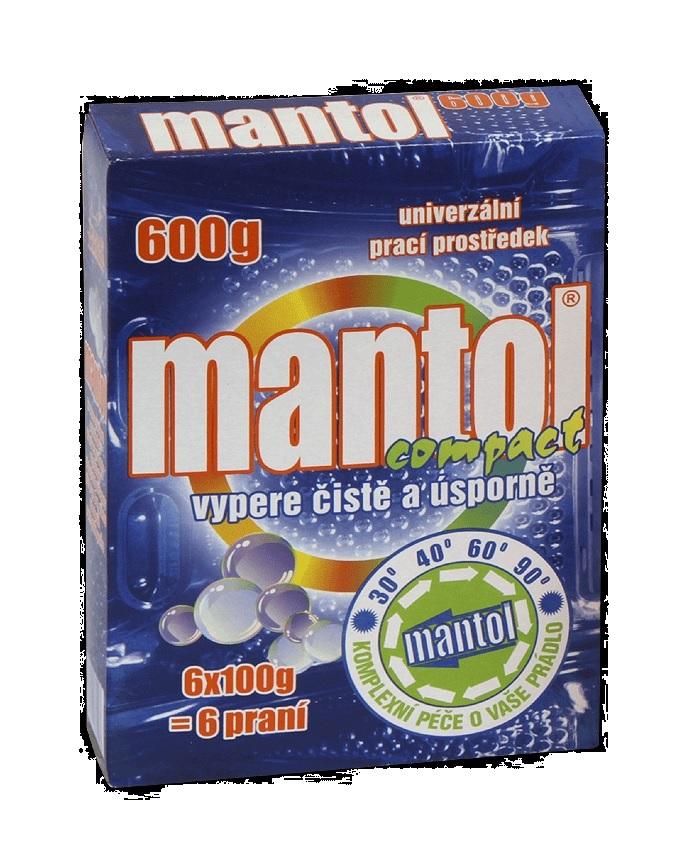 MANTOL prací prášek