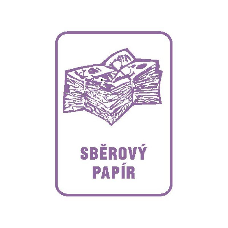 Sběrový papír