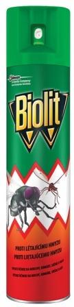 Sprej BIOLIT proti létajícímu hmyzu 400ml