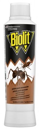 Insekticid BIOLIT prášek proti mravencům 250g