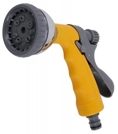 ROSA Pistole Delux 10 funkcí kov (45125)