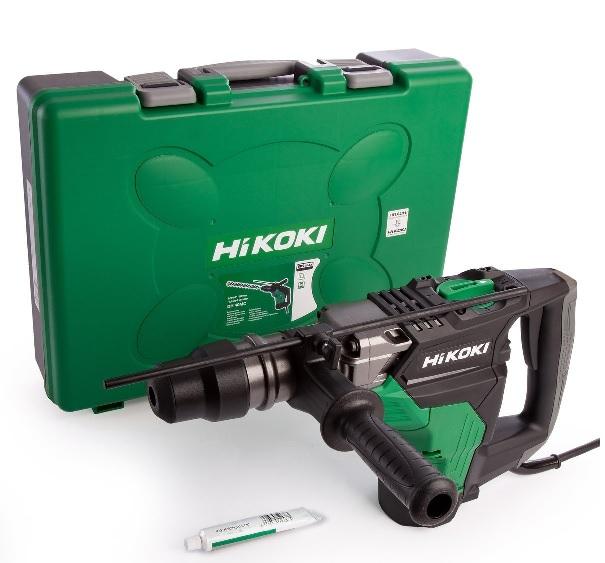 Hikoki DH40MCWSZ Kombinované kladivo SDS-MAX 1100W, 9J