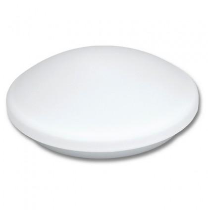 LED nástěnné a stropní svítidlo VICTOR 18W, bílá 4100K 1480Lm IP44