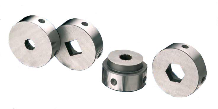Nástroje pro kyvné protlačování (Broaches for polygonal holes) - vnější tvary