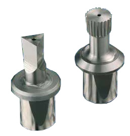 Nástroje pro kyvné protlačování (Broaches for polygonal holes) Speciální tvary