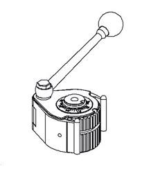 Hlava pro nástrojové držáky Multifix