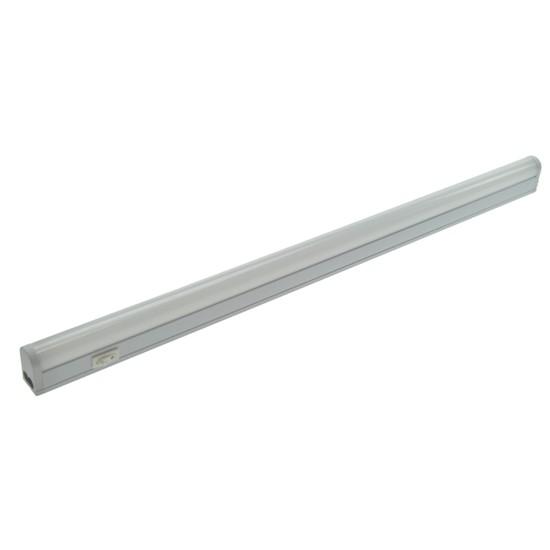 SOLIGHT WO203  LED kuchyňské svítidlo T5, vypínač, 9W, 4100K, 54cm