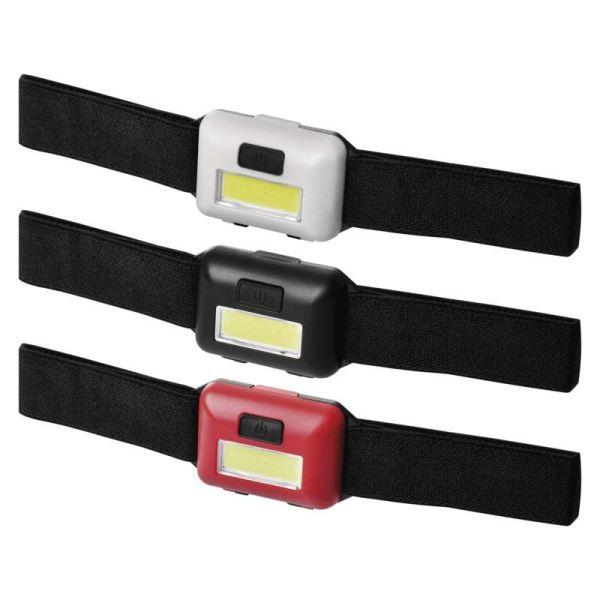 EMOS P3538 COB LED čelovka, 110 lm, 3× AAA