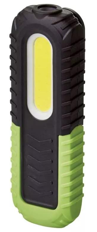 EMOS P4531 COB LED + LED nabíjecí prac. svítilna, 400 lm,2000 mAh