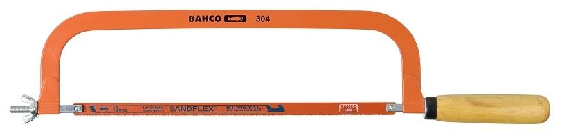 Bahco 304 Pilka ruční rámová na kov 300mm