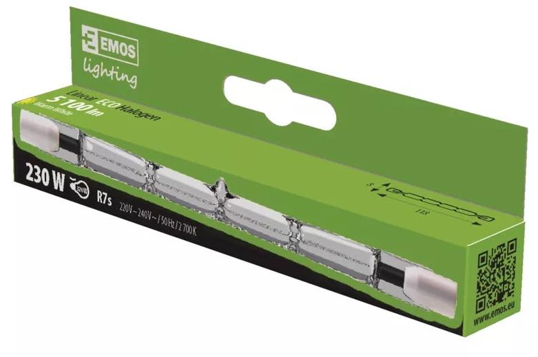 EMOS ZE0201 Lineární halogenová žárovka J118 230W R7s
