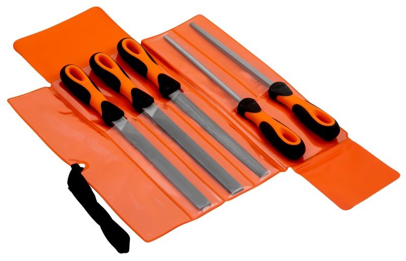 BAHCO Sada zámečnických pilníků (1-478-08-1-2)
