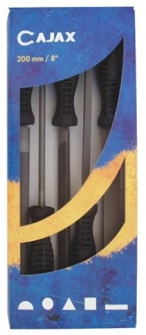 AJAX Sada pilníků 5-dílná 200/2