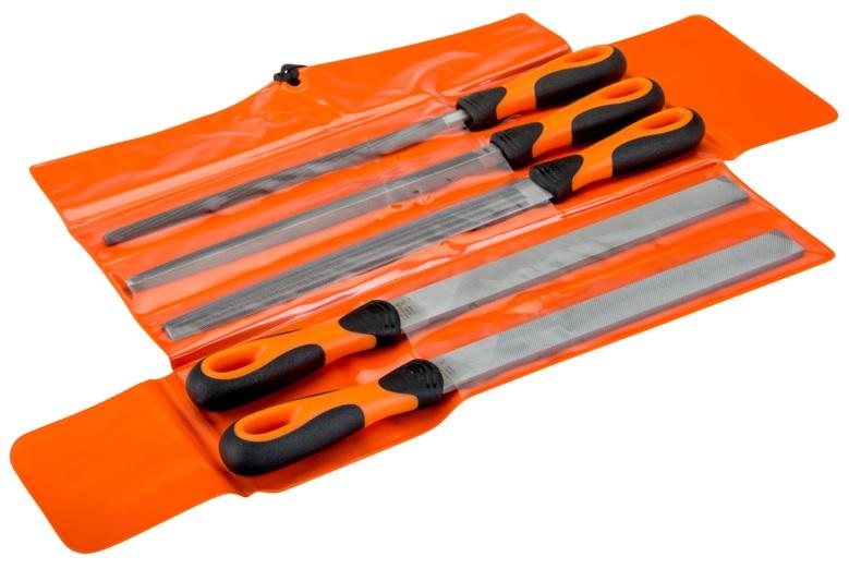 BAHCO Sada zámečnických pilníků (1-478-10-1-2)