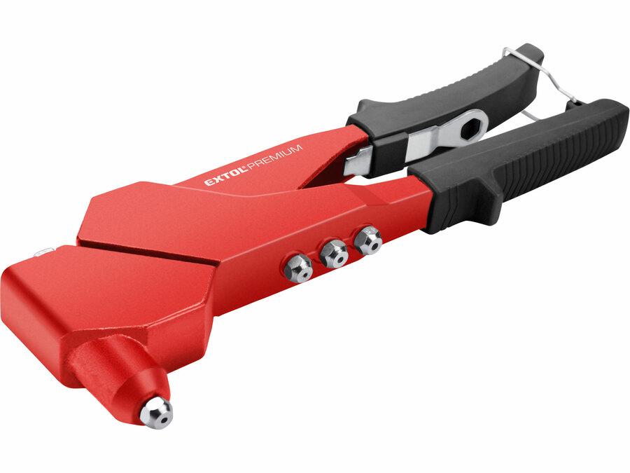 Extol Premium Kleště nýtovací s otočnou hlavou 2,4 - 4,8mm, 280mm (8813731)