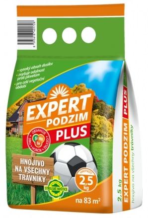 Hnojivo GRASS EXPERT PLUS PODZIM na trávník 2,5kg