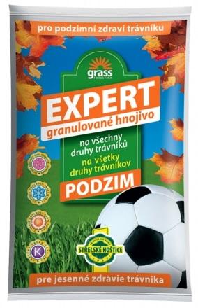 Hnojivo GRASS EXPERT PODZIM na trávník 10kg