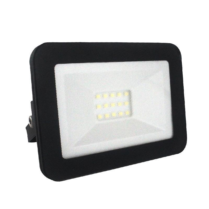 NEDES LF2021 LED HQ reflektor 10W 4000K BK