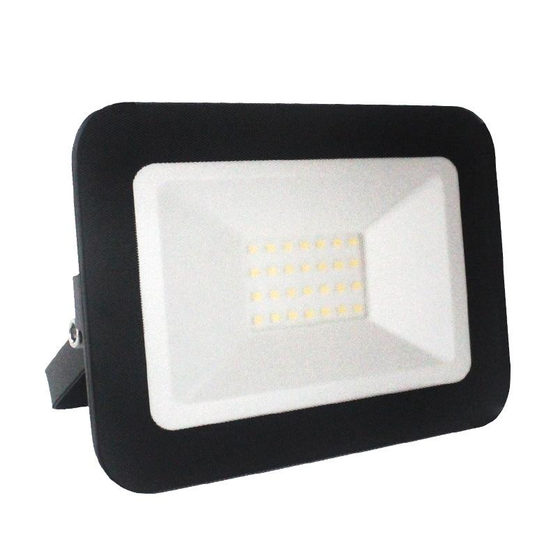 NEDES LF2022 LED HQ reflektor 20W 4000K BK