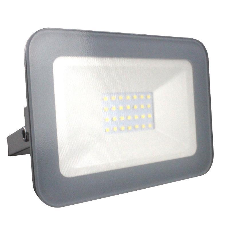 NEDES LF2222 LED HQ reflektor 20W 4000K GY