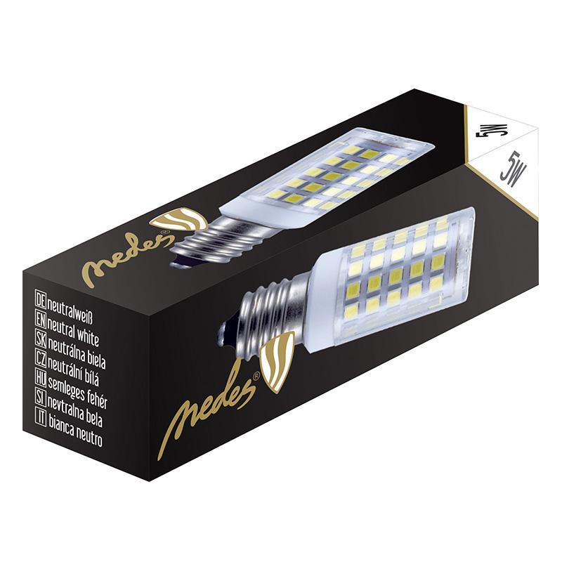 NEDES ZLS022C LED 5W-E14 SMD 4000K