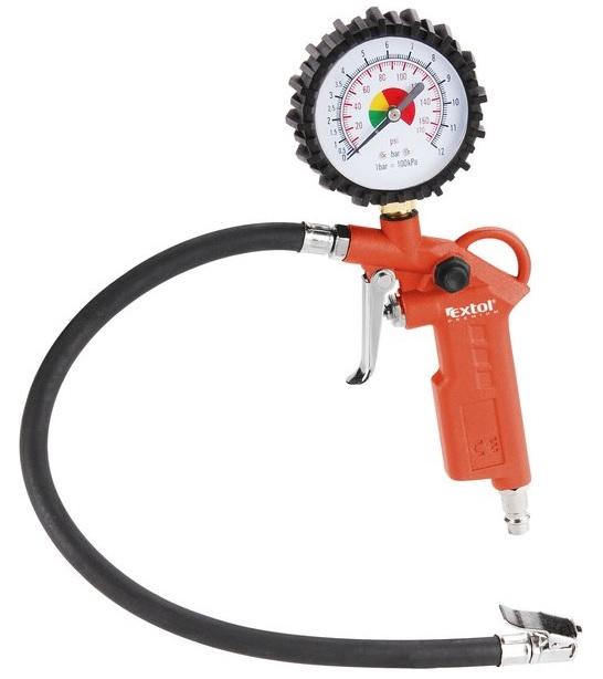 Extol Premium Plnič pneumatik s manometrem RP 120 (8865064)