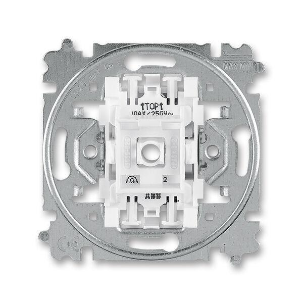 ABB 3559-A01345 Přístroj spínače jednopólového řazení 1, 1So