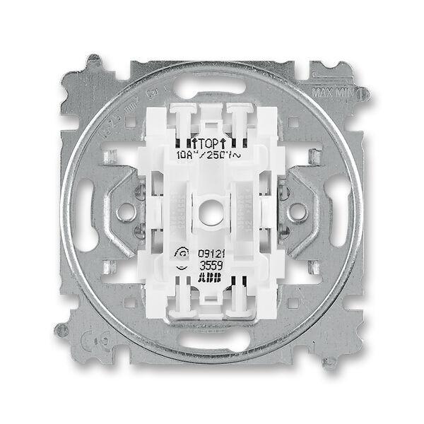 ABB 3559-A05345 Přístroj přepínače sériového, řazení 5