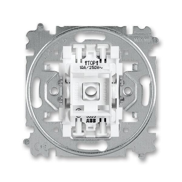ABB 3559-A91345 Přístroj tlač. ovládače zapínacího, řazení 1/0, 1/0S, 1/0So