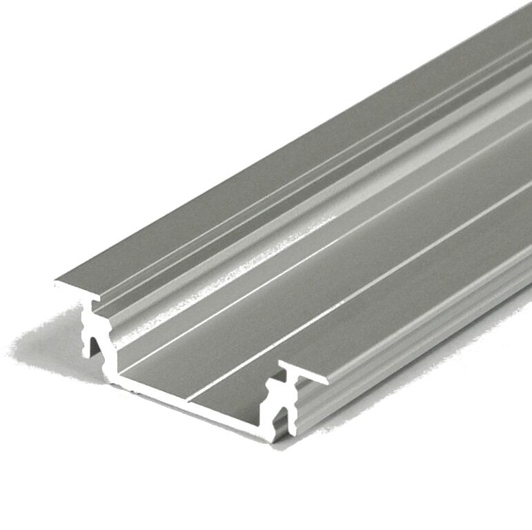 Profil GROOVE LINE 14 hliník anoda 2000mm