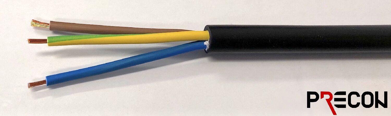 Kabel gumový H05RR-F 3G1,5 100M