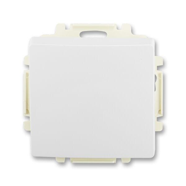 ABB 3557G-A01340 B1 Spínač jednopólový s krytem, řazení 1