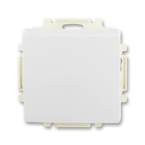 ABB 3557G-A80340 B1 Ovládač zapínací s krytem, řazení 1/0