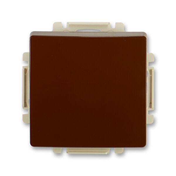 ABB 3557G-A01340 H1 Spínač jednopólový s krytem, řazení 1