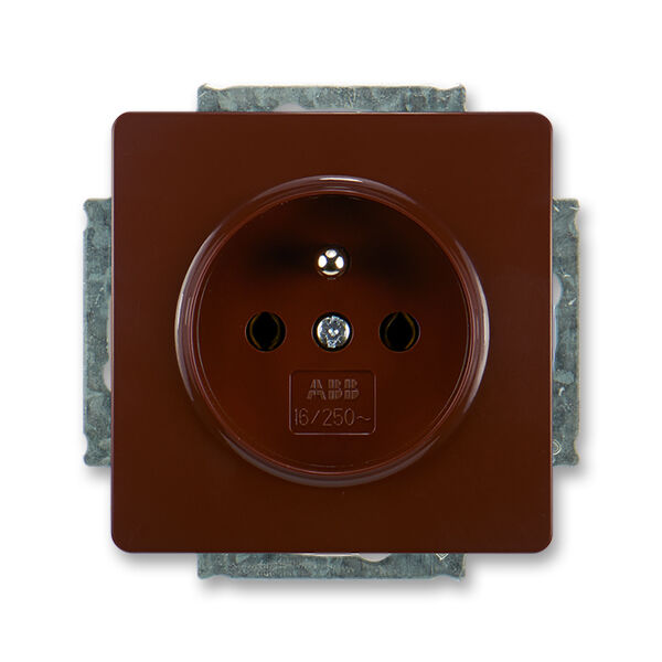 ABB 5518G-A02349 H1 Zásuvka jednonásobná