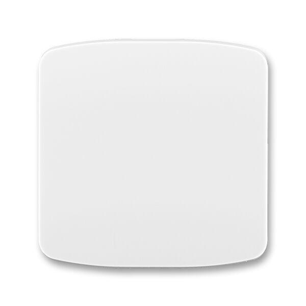 ABB 3558A-A651 B Kryt spínače jednoduchý Tango bílá